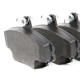 P 68 008 Bremsbelagsatz, Scheibenbremse BREMBO - Markenprodukte billig