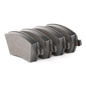 P 68 033 Bremsbelagsatz, Scheibenbremse BREMBO - Markenprodukte billig