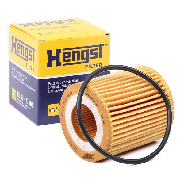 Original OPEL Oil filter E957H D505