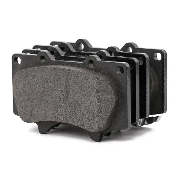 P83066 Bremsbeläge BREMBO D9767877 - Große Auswahl - stark reduziert