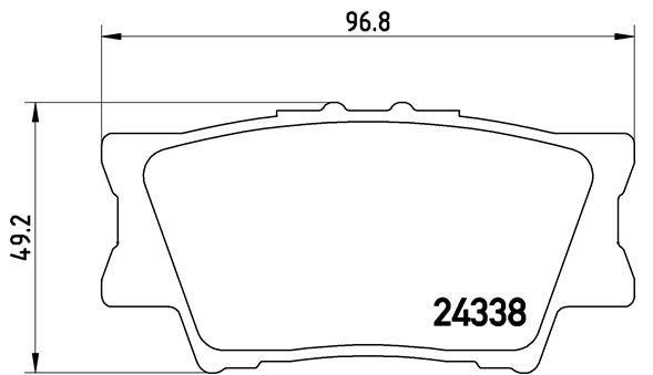 P83089 Bremsklötze BREMBO Erfahrung