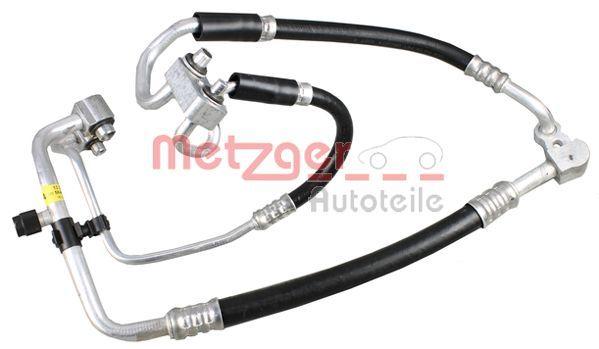 OPEL CORSA 2012 Hochdruckleitung - Original METZGER 2360117