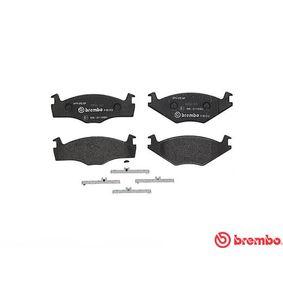 Brembo P 50 012 Pastillas de Frenos