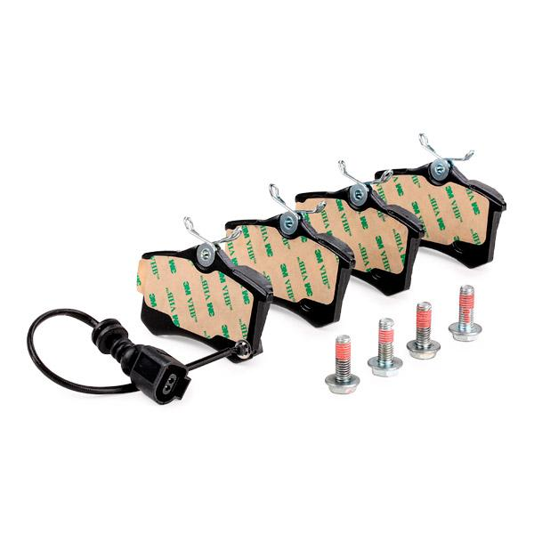 P85066 Pastillas de freno BREMBO 23554 - Gran selección — precio rebajado