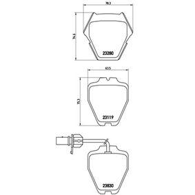 P85067 Pastillas de Freno & Juego de Pastillas de Freno BREMBO - Experiencia en precios reducidos