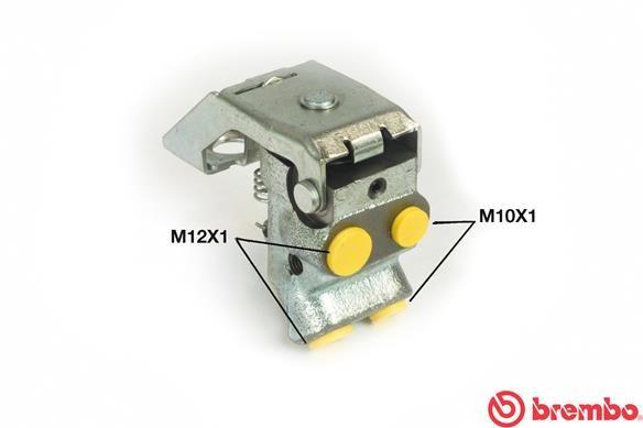 BREMBO Modulatore frenata R 61 010