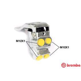 Bremskraftregler BREMBO R 61 004