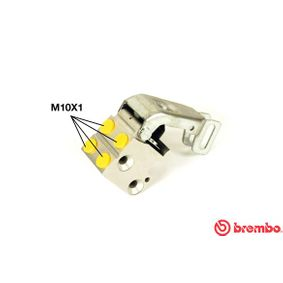 R 85 007 Modulatore frenata BREMBO qualità originale