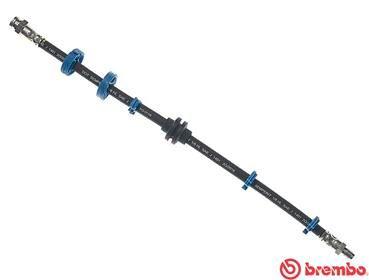 T 23 015 BREMBO Länge: 440mm, Gewindemaß 1: F10X1, Gewindemaß 2: M10X1 Bremsschlauch T 23 015 günstig kaufen