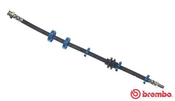 T 23 024 BREMBO Länge: 410mm, Gewindemaß 1: F10X1, Gewindemaß 2: M10X1 Bremsschlauch T 23 024 günstig kaufen