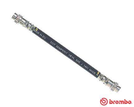 T 68 029 BREMBO Länge: 190mm, Gewindemaß 1: F10X1 Bremsschlauch T 68 029 günstig kaufen