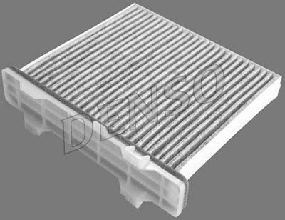 DCF053K DENSO Aktivkohlefilter Breite: 241mm, Höhe: 67mm, Länge: 214mm Filter, Innenraumluft DCF053K günstig kaufen