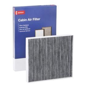 Filter, Innenraumluft DENSO DCF120K Pkw-ersatzteile für Autoreparatur