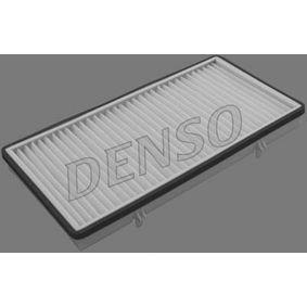 DCF418P DENSO Partikelfilter Breite: 191,5mm, Höhe: 45mm, Länge: 340mm Filter, Innenraumluft DCF418P günstig kaufen