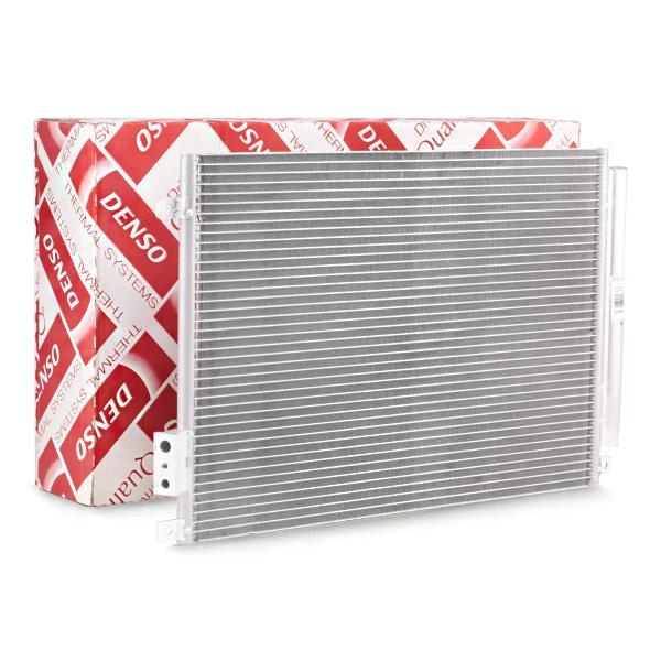 DENSO: Original Klimakondensator DCN09045 (Kältemittel: R 134a, Netzmaße: 506x370x12)
