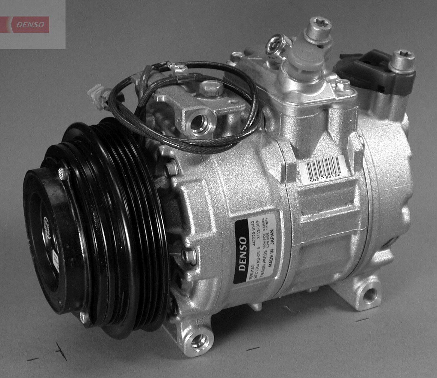 Klimakompressor DENSO DCP02004
