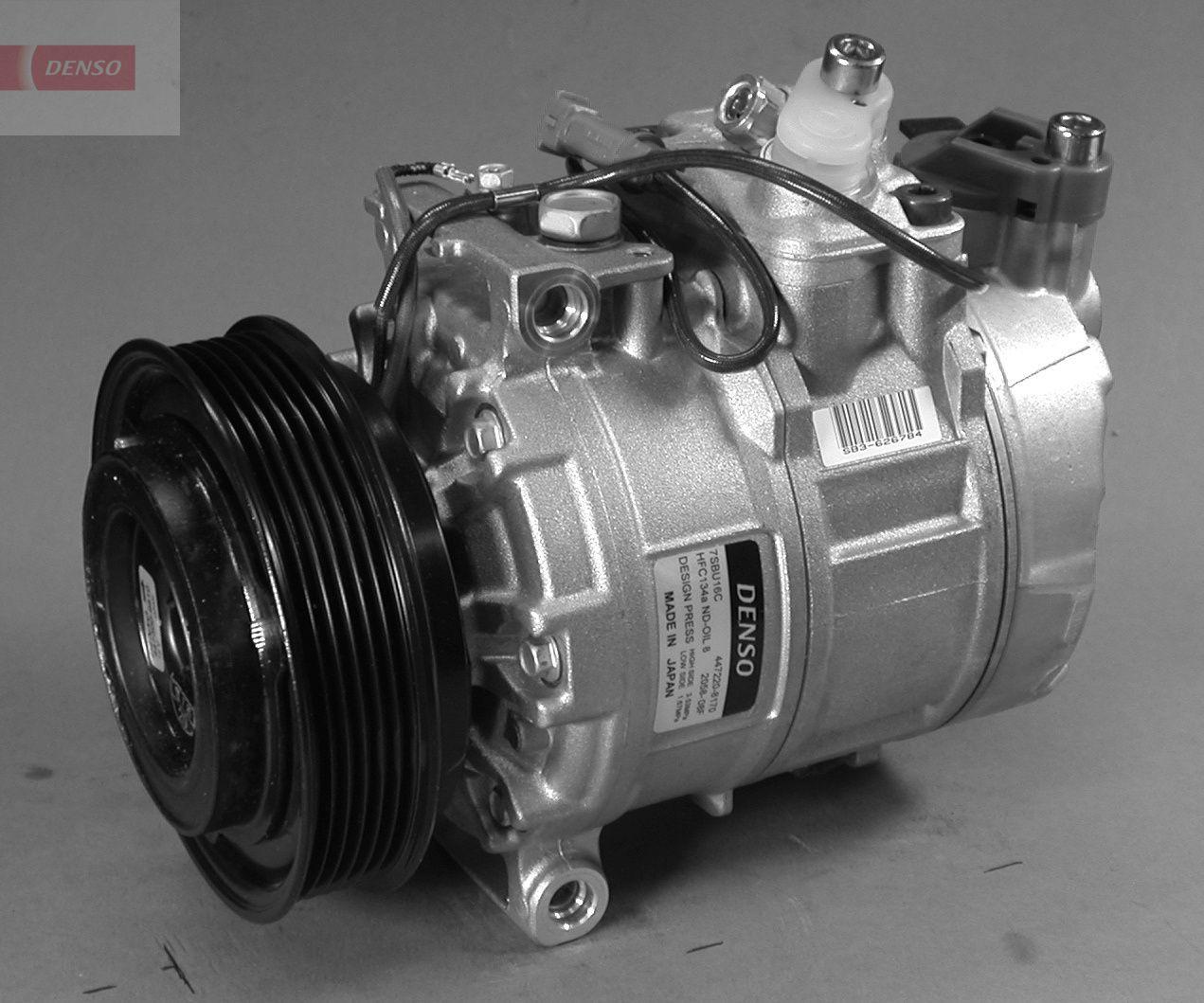 Kompresor, klimtatska naprava DCP02005 za VW PASSAT po znižani ceni - kupi zdaj!