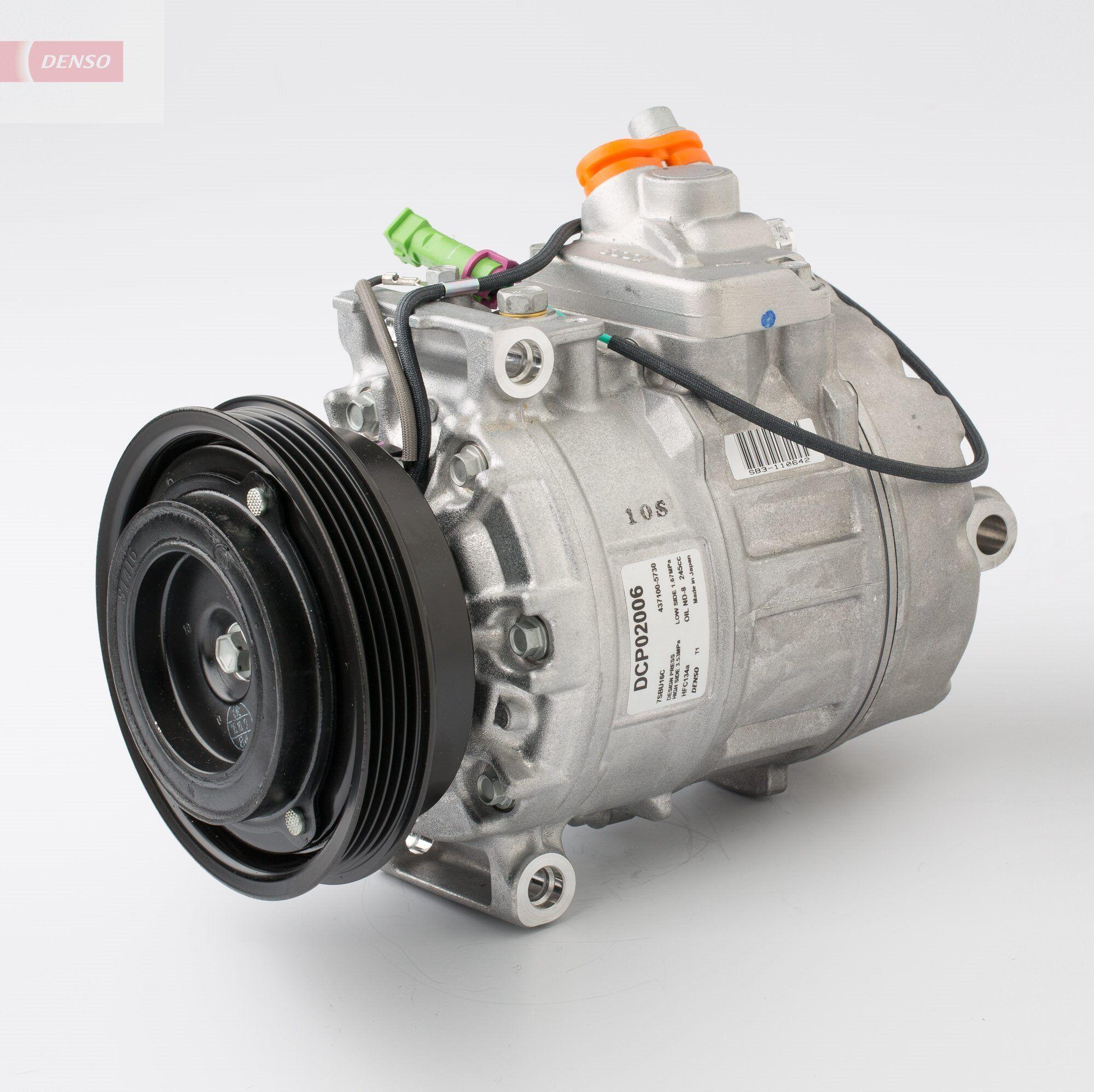 Kompressor Klimaanlage DENSO DCP02006