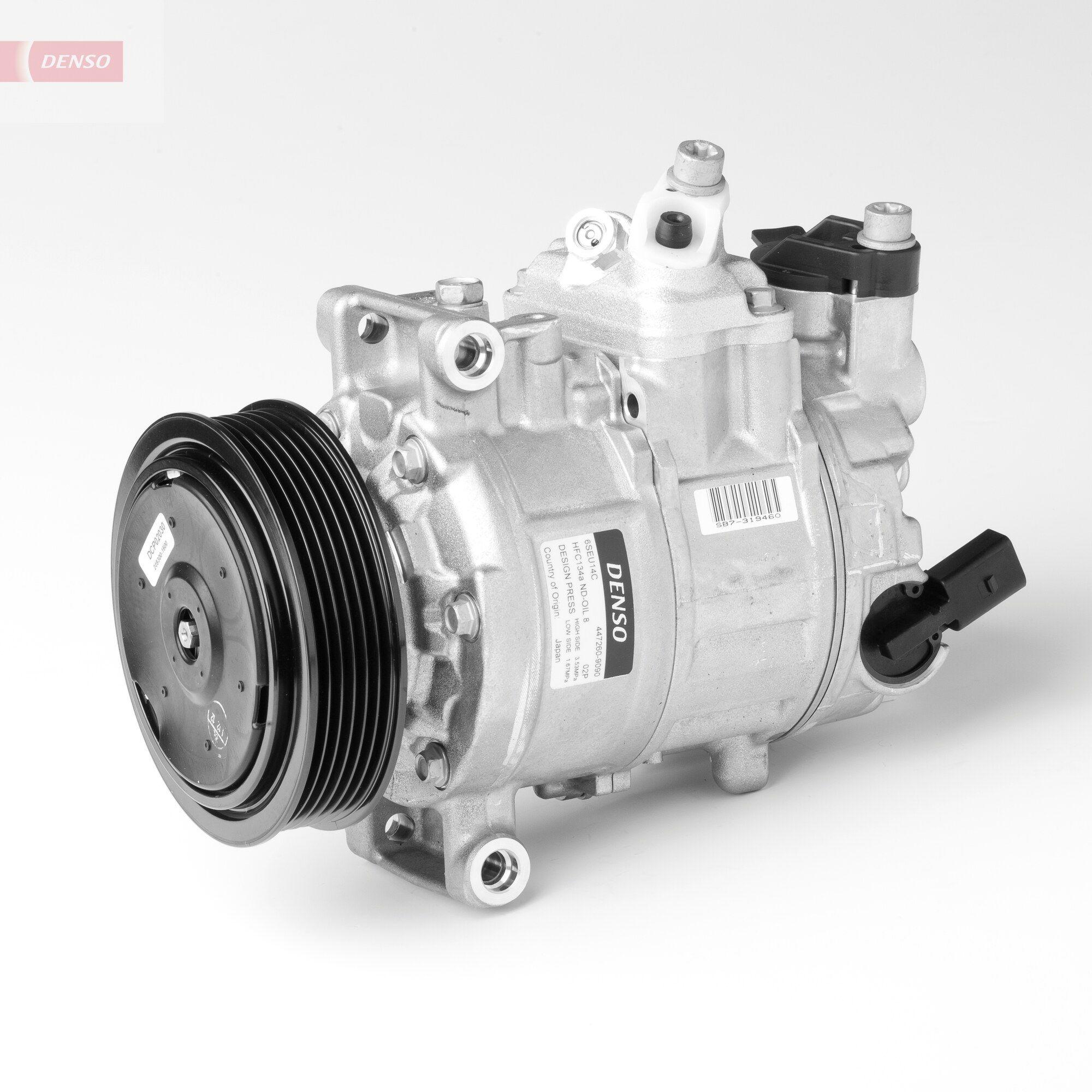 Original AUDI Klimakompressor DCP02030