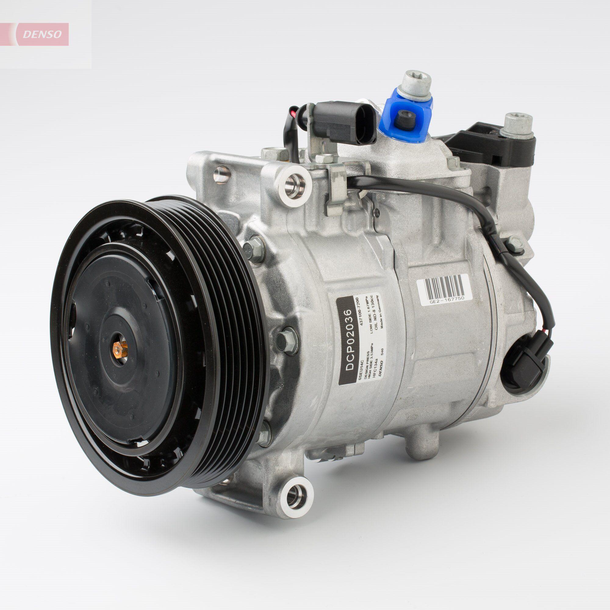 Original AUDI Klimakompressor DCP02036