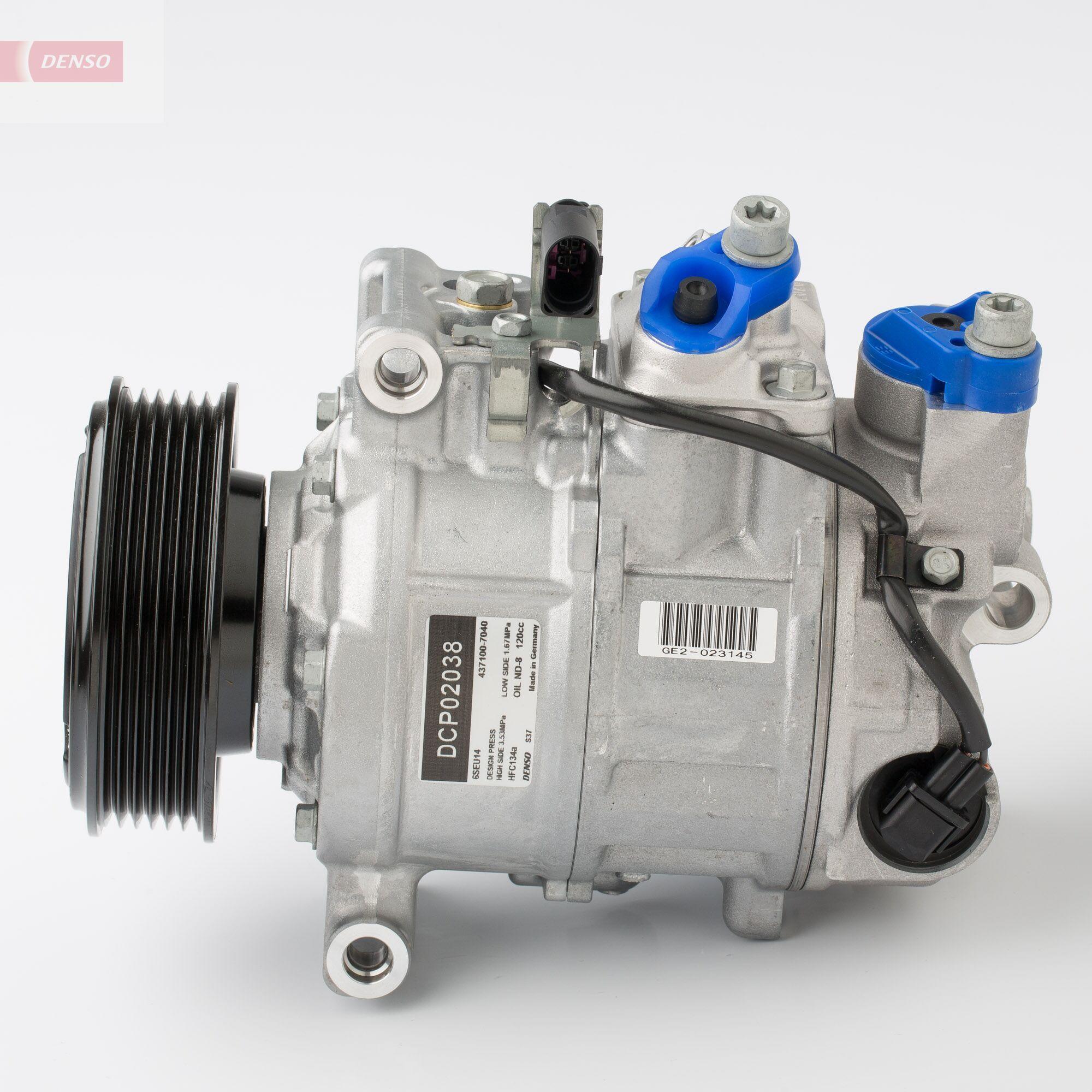 Klimakompressor DCP02038 von DENSO