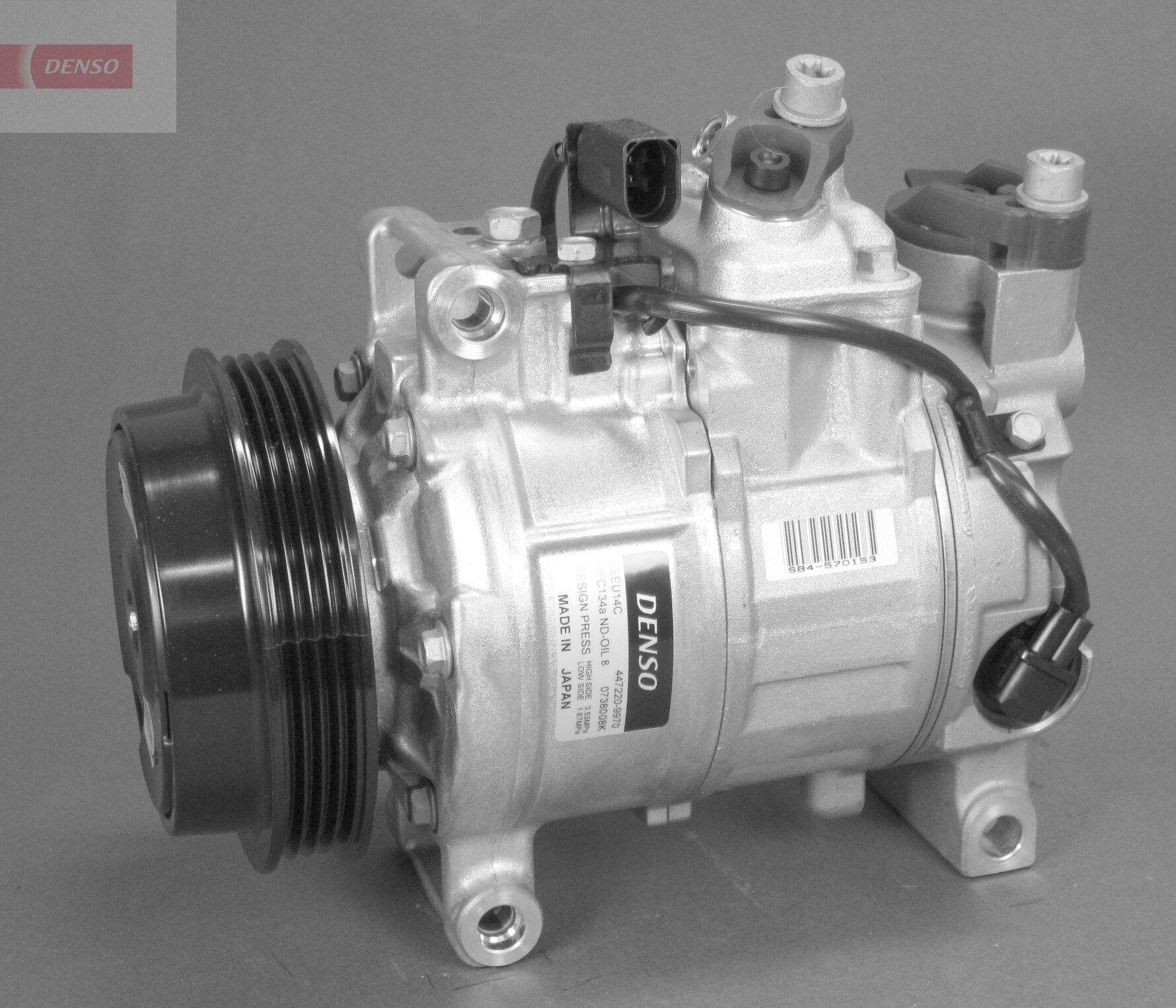 Kompressor DENSO DCP02039