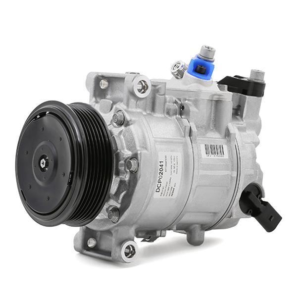 DCP02041 Kompressor, Klimaanlage DENSO DCP02041 - Große Auswahl - stark reduziert