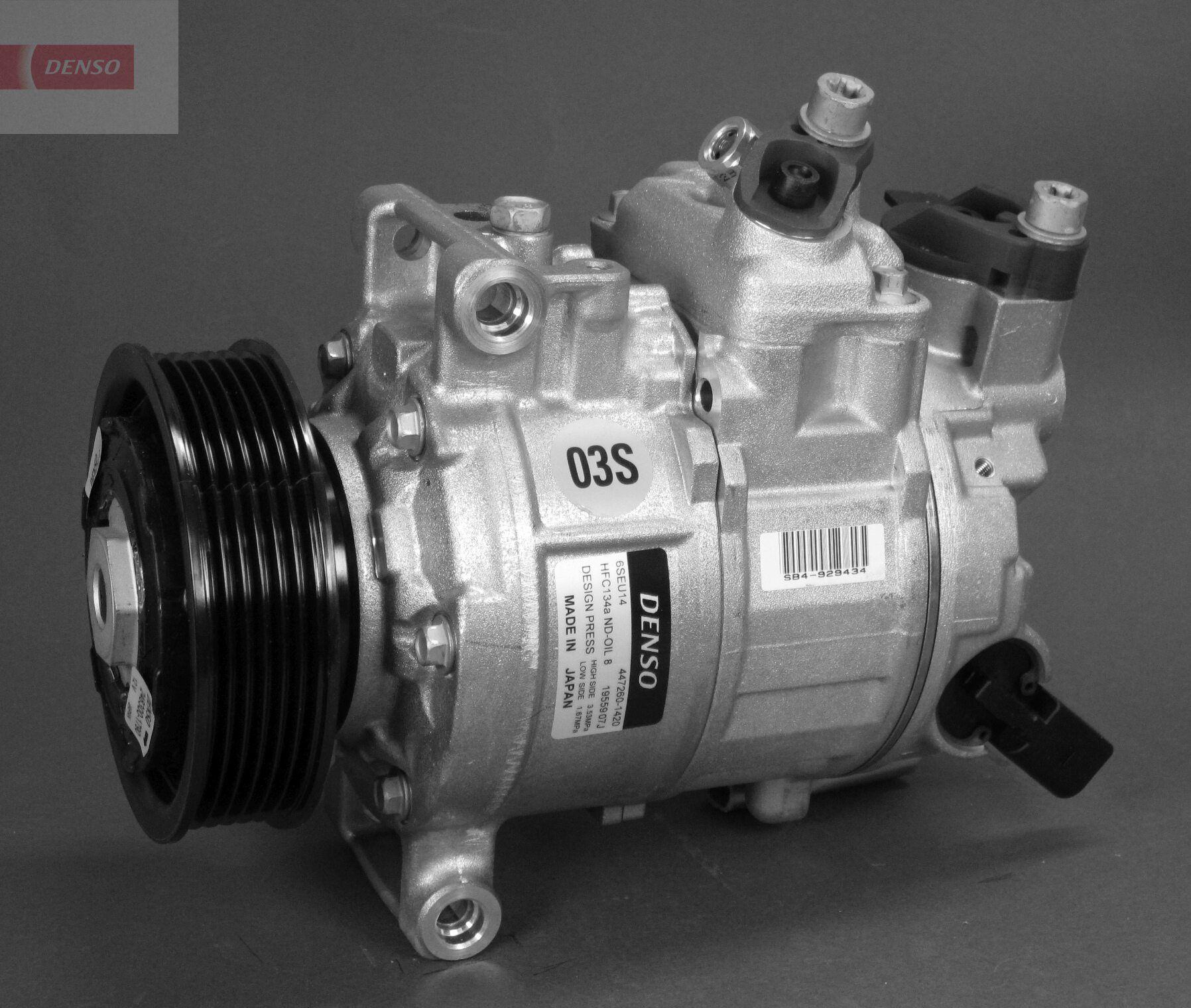 DCP02042 Klimakompressor DENSO Test
