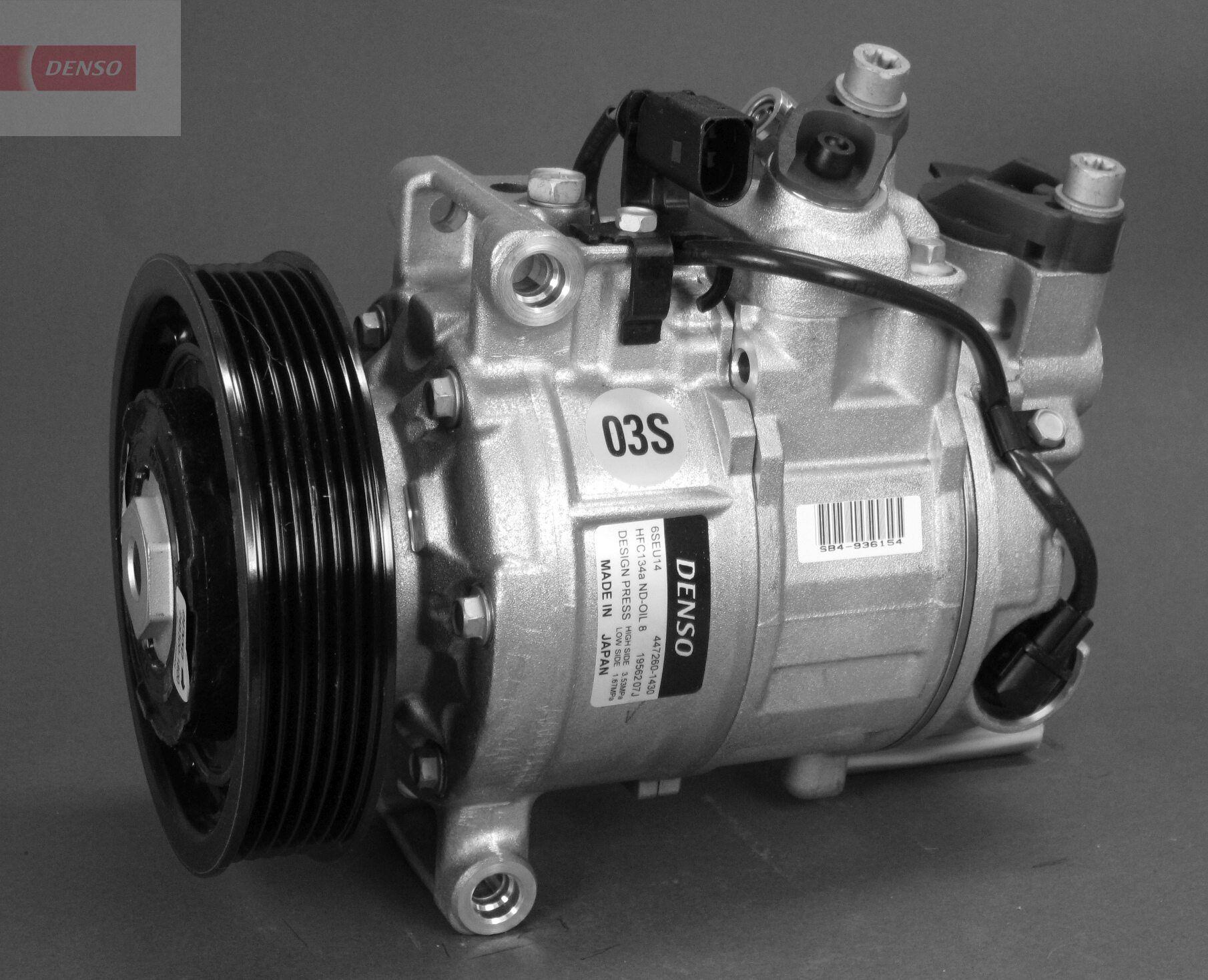 Klimakompressor DENSO DCP02043