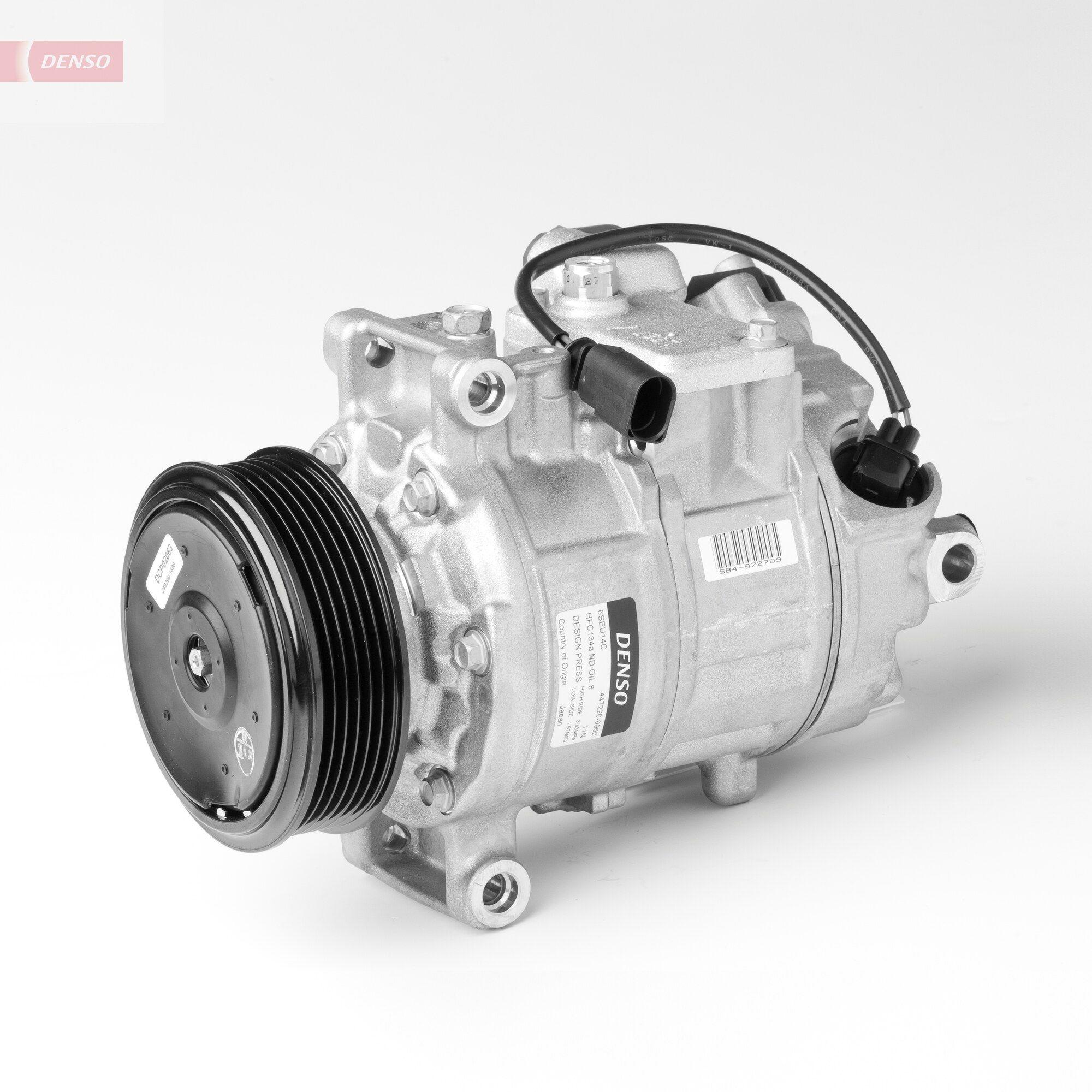 Original AUDI Kompressor DCP02063