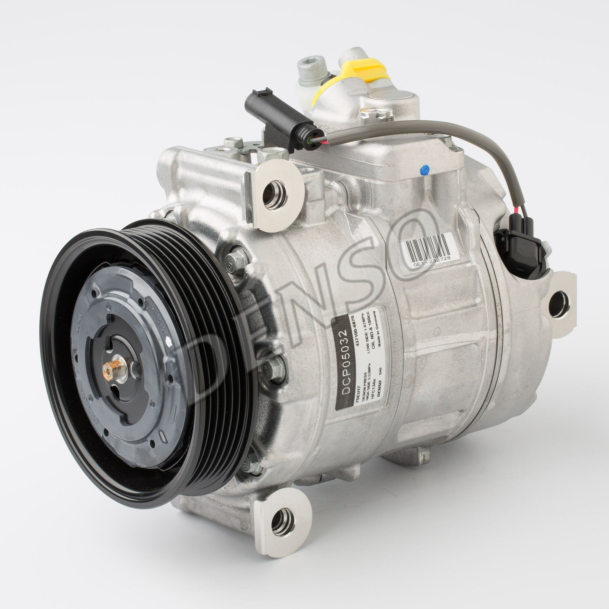 Kompressor Klimaanlage DCP05032 BMW 5er 2004