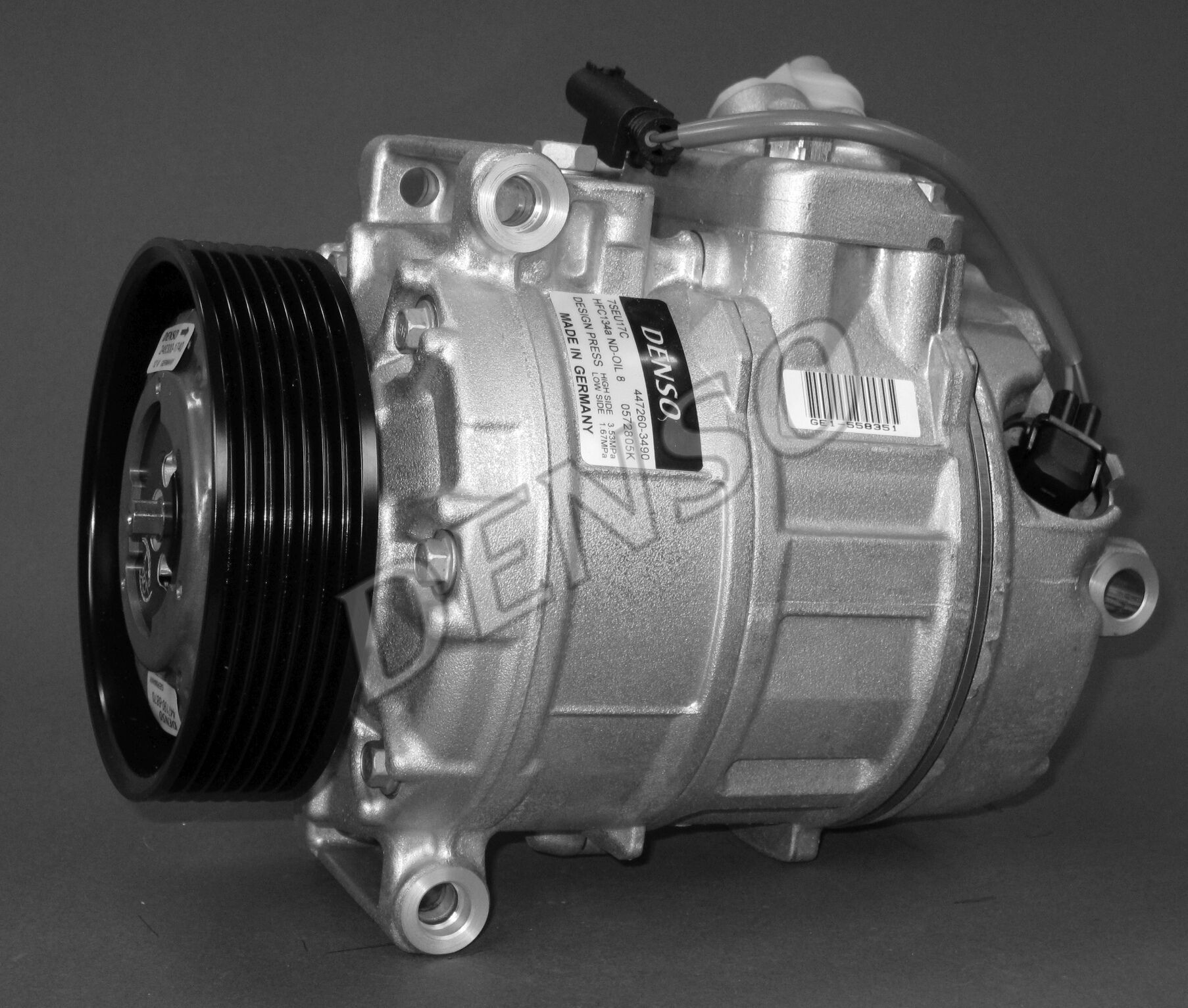Klimakompressor DENSO DCP05033