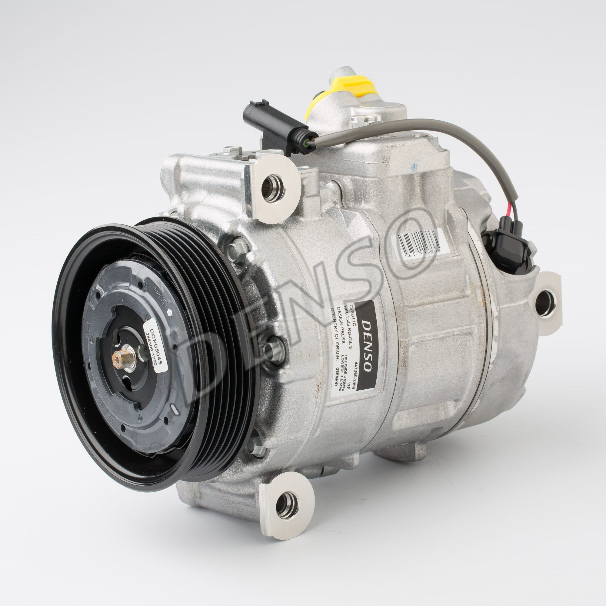 Klimakompressor DENSO DCP05045