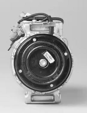 Kompressor Klimaanlage BMW E12 1975 - DENSO DCP05082 (Riemenscheiben-Ø: 110mm, Anzahl der Rillen: 4)
