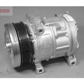 DCP09016 DENSO PAG 46, Kältemittel: R 134a Riemenscheiben-Ø: 110mm Kompressor, Klimaanlage DCP09016 günstig kaufen