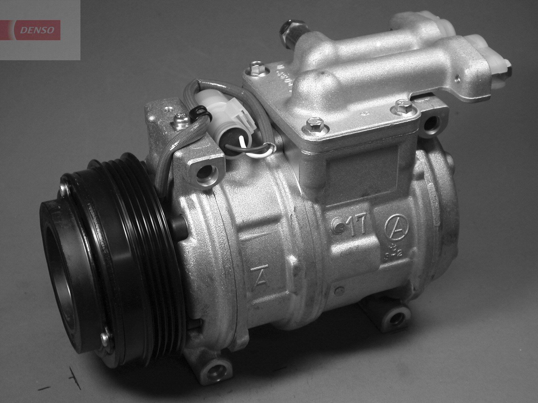 Original LAND ROVER Klimakompressor DCP14002