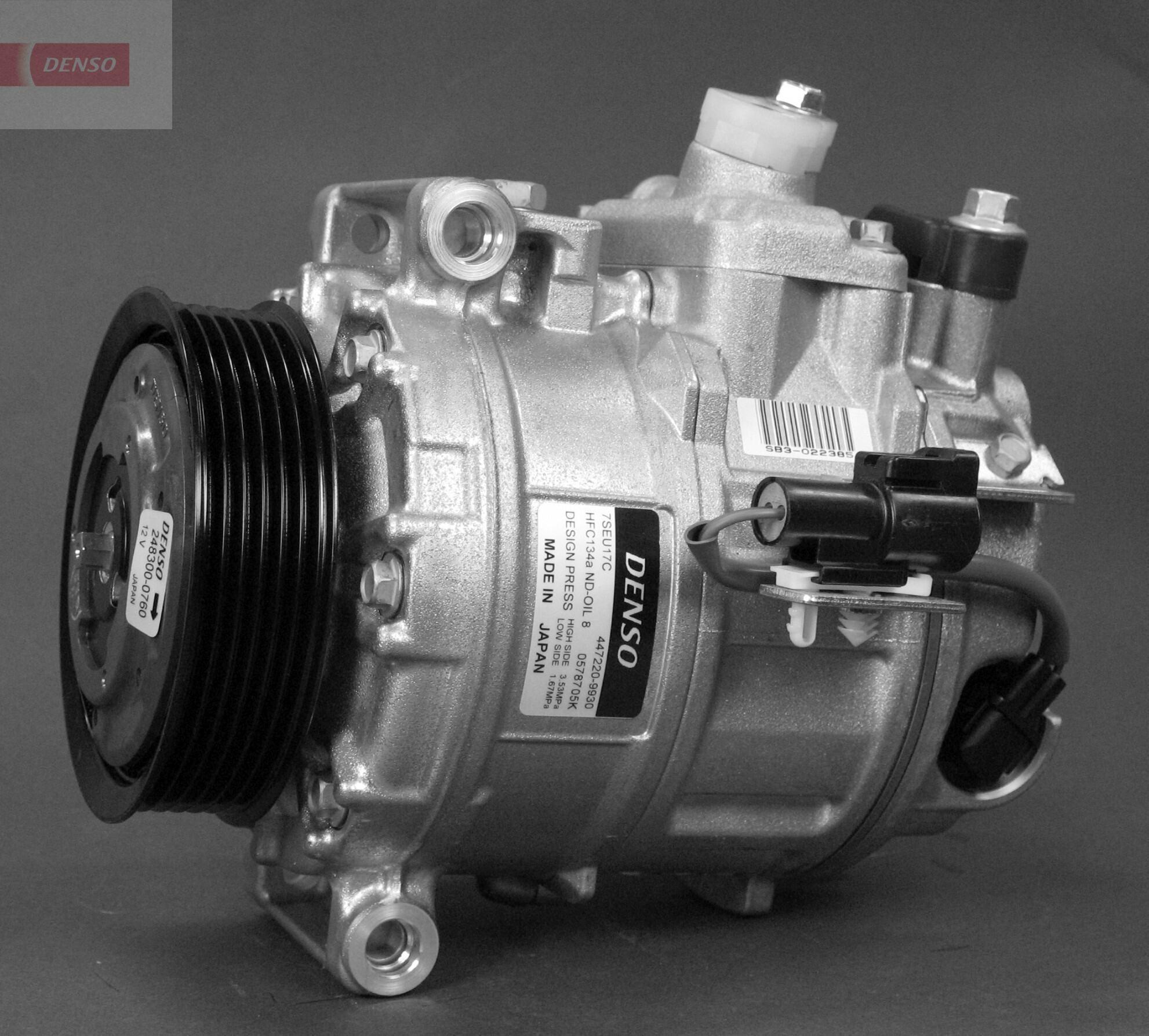 Original LAND ROVER Klimakompressor DCP14012