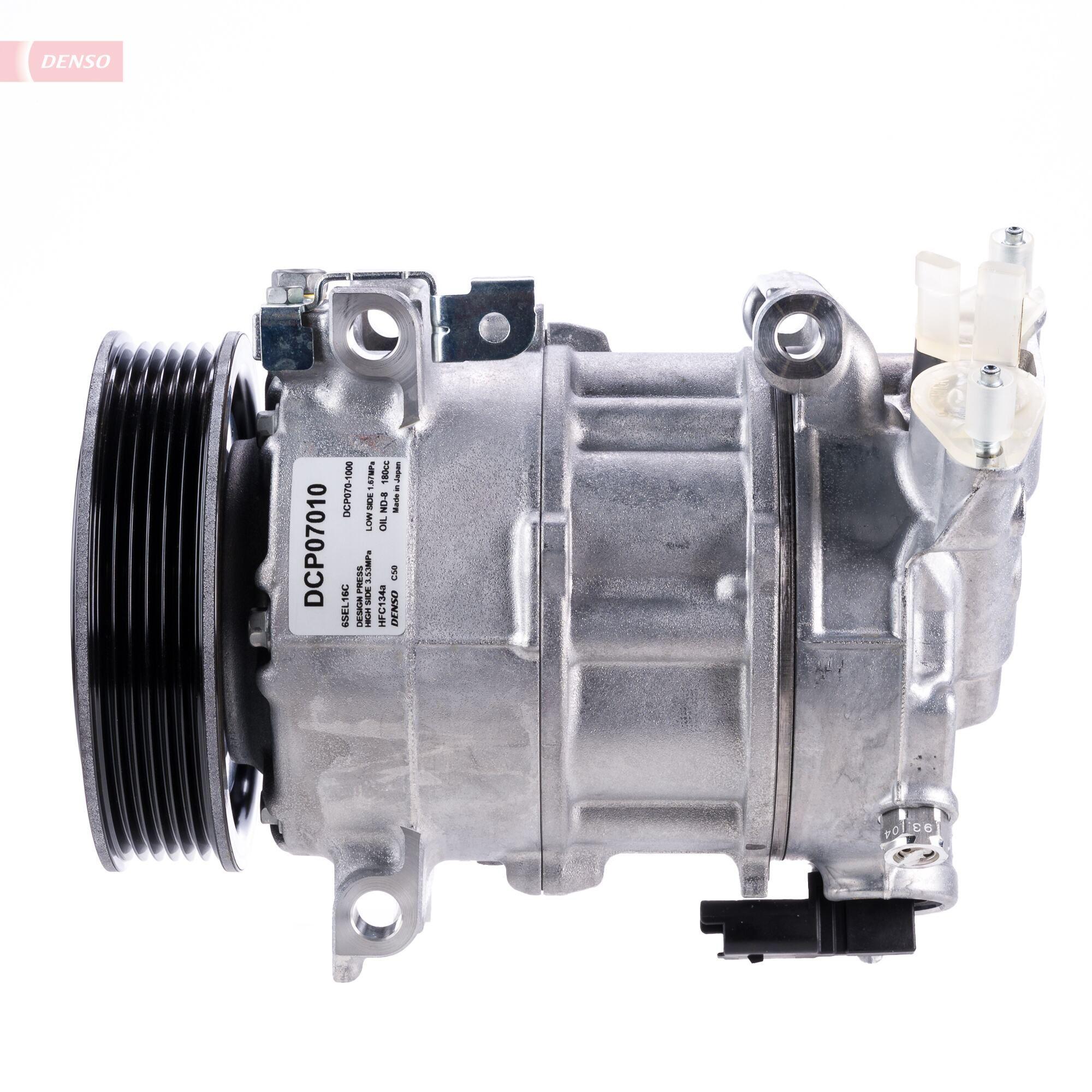 DCP17010 Kältemittelkompressor DENSO Erfahrung