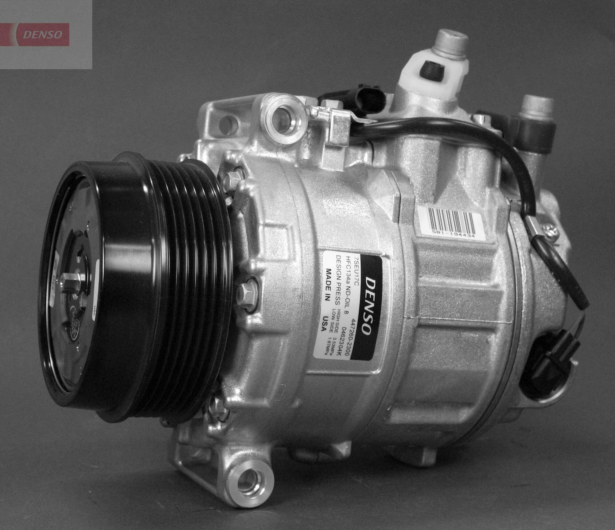 Kompressor Klimaanlage DENSO DCP17039