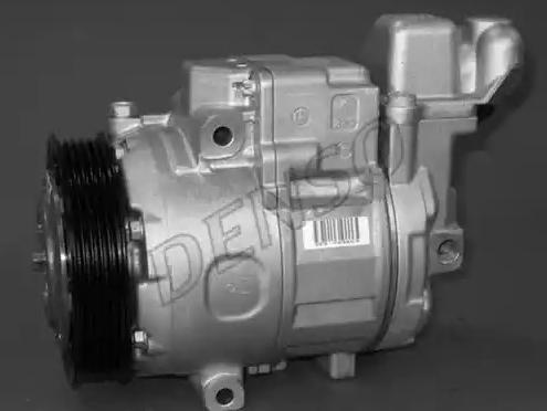 Kompressor Klimaanlage DENSO DCP17050