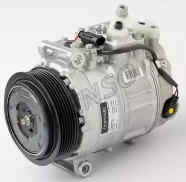 DCP17053 Klimaanlage Kompressor DENSO - Markenprodukte billig