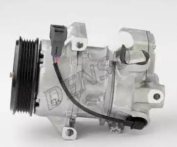 Original MITSUBISHI Kompressor Klimaanlage DCP17054