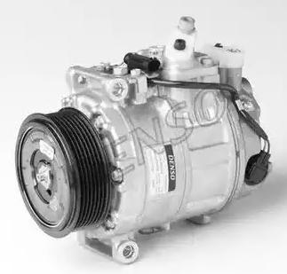 Original MERCEDES-BENZ Klimakompressor DCP17102