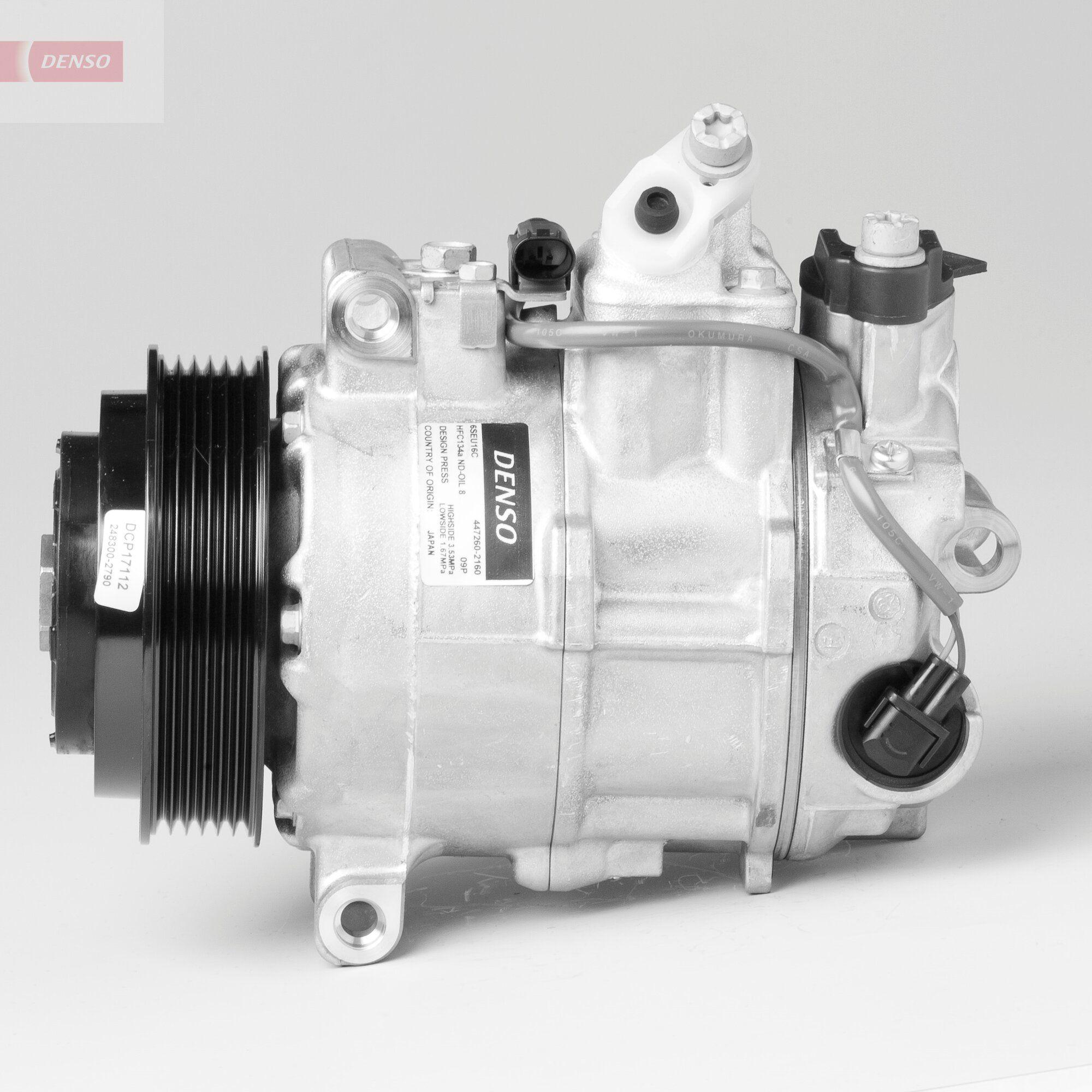 Klimakompressor DENSO DCP17112