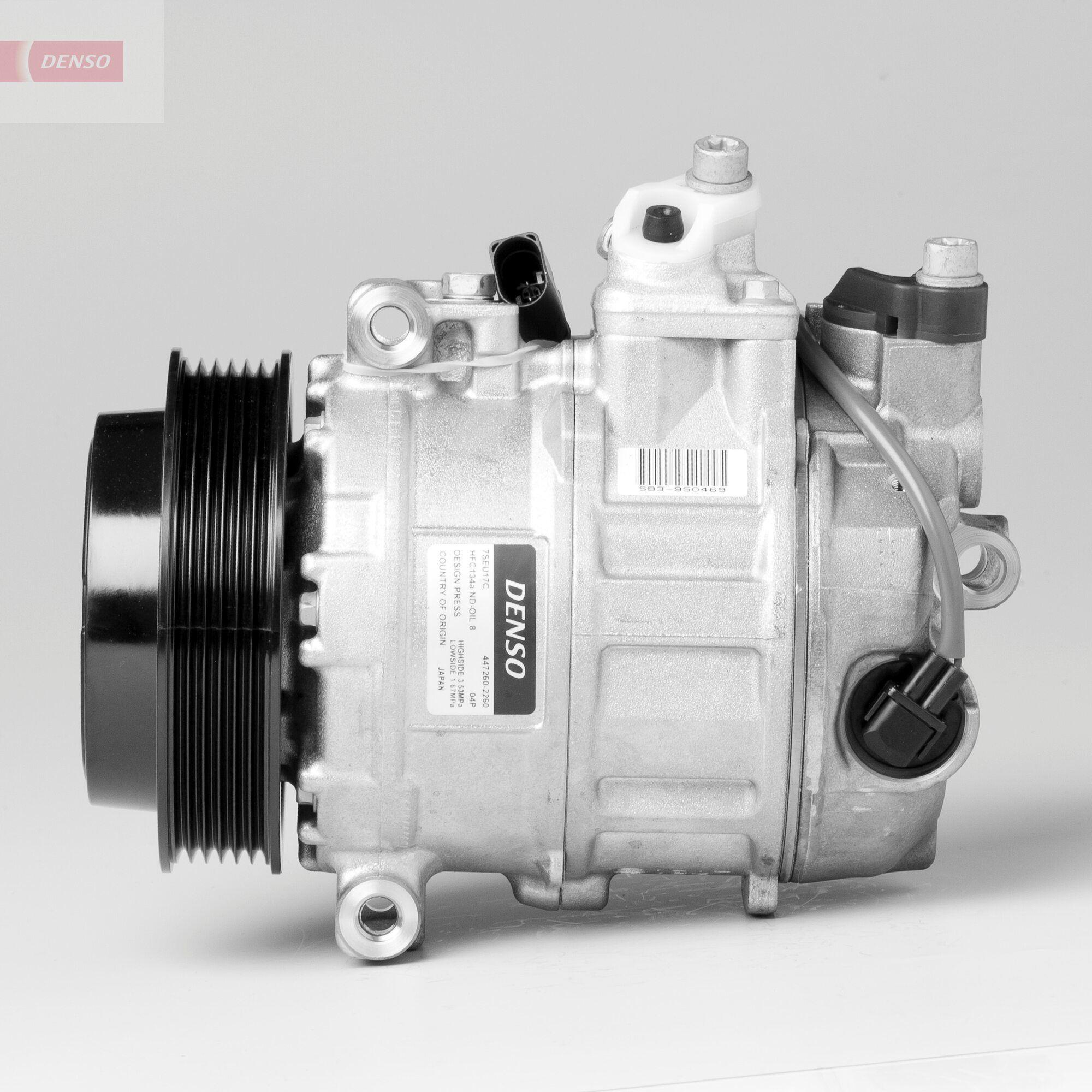 Original PORSCHE Kompressor DCP28012