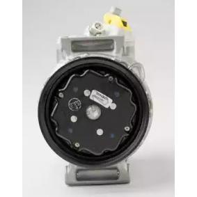 DCP32003 DENSO PAG 46, Frigor.: R 134 a Polea Ø: 110mm Compresor, aire acondicionado DCP32003 a buen precio
