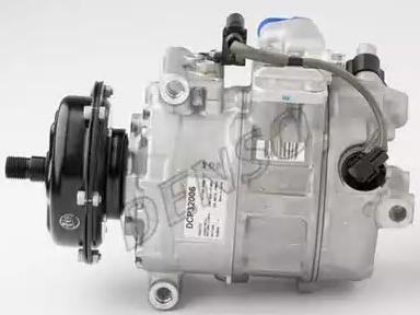 DENSO: Original Kompressor DCP32006 (Anzahl der Rillen: 1)