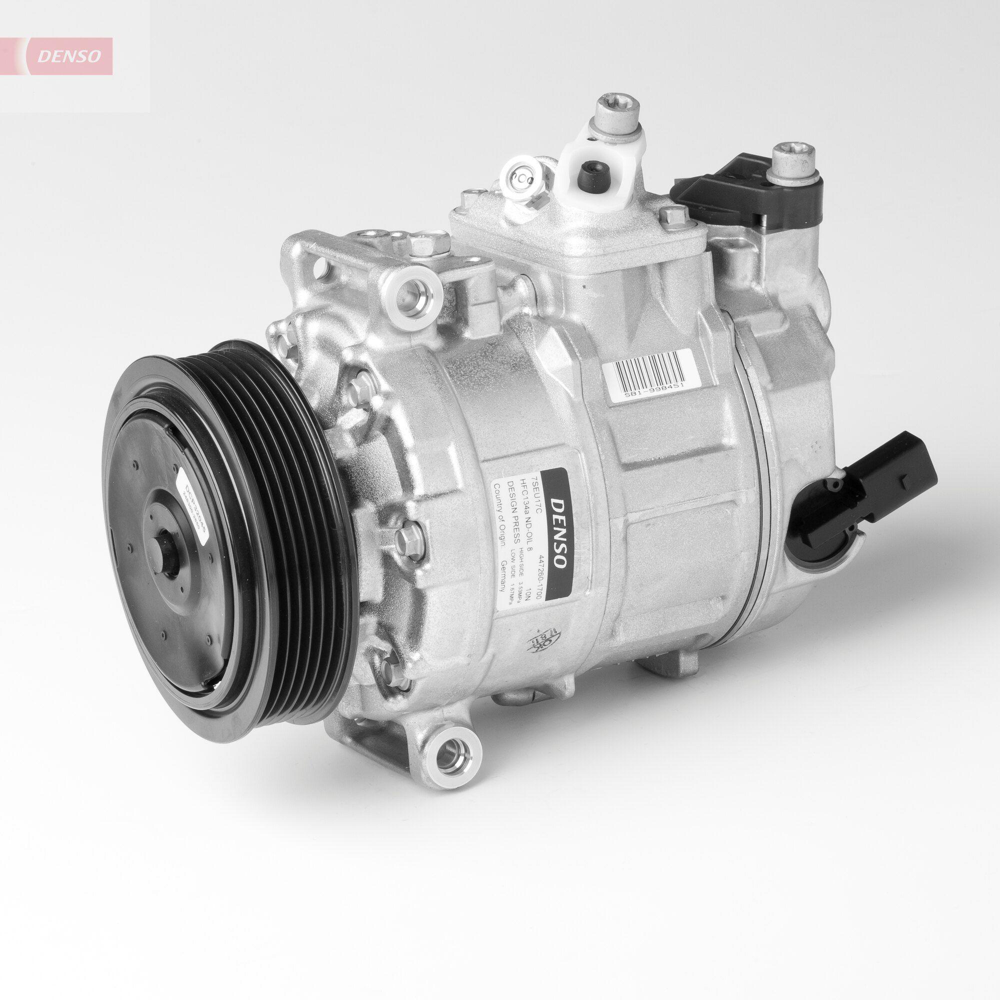 DCP32045 Kältemittelkompressor DENSO Erfahrung