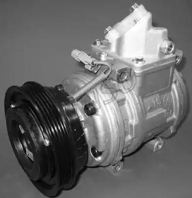 DENSO: Original Kompressor Klimaanlage DCP50073 (Riemenscheiben-Ø: 120mm, Anzahl der Rillen: 4)