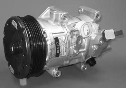 osta Ilmastoinnin kompressori DCP50114 milloin tahansa